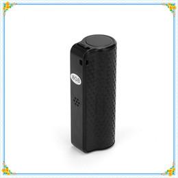 Ditofono nascosto online-2019 Q70 8GB Audio Registratore vocale Mini nascosto registrazione Audio Voice Recorder magnetica professionale denoise Digital HD dittafono