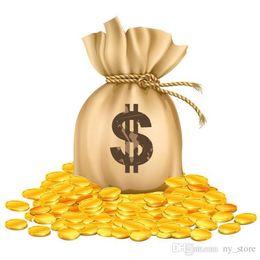 Productos en spray online-Extra coste de DHL Caja Cuota sólo por el costo para el equilibrio Personalizar personalizado aduana del producto de Pago Dinero 1 unidad = $ 1
