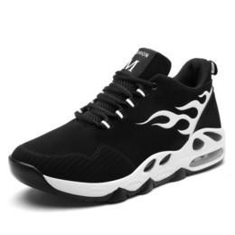 Hot2019 Season Male The Most Código 46 Dentro de Zapato de aumento Tuba 47 Estudiante 48 Ocio Algodón Motion Run Shoes desde fabricantes