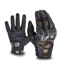 2019 guantes de carretera Guantes de moto, guantes de moto. Luva moto de verano, todoterreno vehículo caballero guantes fibra de carbono guantes de carretera baratos