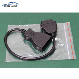 gm cable Coupons - Newest OBD2 Cable For GM 12 Pin to 16 Pin Connector Adapter Male to Female OBDII Extension Converter Auto OBD II 12PIN 16Pin