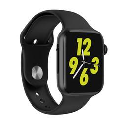2019 ritmo cardíaco da engrenagem chamada smartwatch Bluetooth W34 Rate Monitor Coração ECG inteligente watchs homens para Android / iOS Huawei Xiaomi Samsung Gear S3 pk GT08 ritmo cardíaco da engrenagem barato