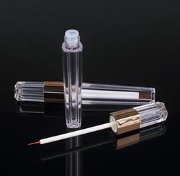 100pcs 3ml acrylique eye-liner packaging stylo cils croissance liquide tube vide crayon à lèvres stylo eyeliner bouteille avec pinceau mince SN1682 ? partir de fabricateur