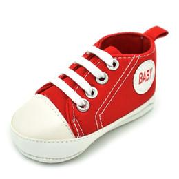 f5ad7026d zapatos de bebé tops Rebajas Ins Baby Kids First Walkers Zapatos de lona  para niños pequeños