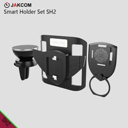 JAKCOM SH2 Smart Holder Set Venta caliente en el teléfono celular Soportes Soportes como pantalla táctil monitor de reconocimiento facial reloj de pulsera del teléfono desde fabricantes