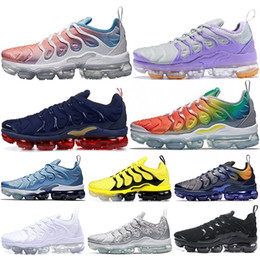 Argentina nike Chaussures shoes vapormax airmax air max 97 270 95 force 1 tn2018 New mens Azul oliva Metálico Blanco Plata Colorways todos negro gris blanco Pack Plus Triple Black TN Zapato deportivo 40-45 Suministro