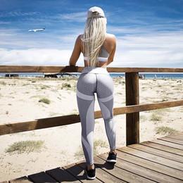 entrenamiento de imprenta Rebajas Womens 3D impresión yoga flaco entrenamiento gimnasio leggings entrenamiento deportivo pantalones recortados W0314