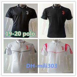мужчины поло xl Скидка 2019 2020 мужчин Джерси футбол обучение с коротким рукавом рубашки 19 20 мужчин Таиланд качество футбола рубашка поло