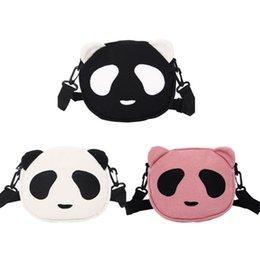 borse animali piccoli Sconti Simpatica piccola borsa a forma di panda con tracolla a forma di animale da donna