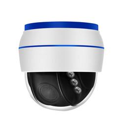 Caméras dôme PTZ IP / IP sans fil Wi-Fi légères pour Sony IMX 307 2.7 à 13.5mm 5x à mise au point automatique Caméras de vidéosurveillance sans fil P2P ? partir de fabricateur