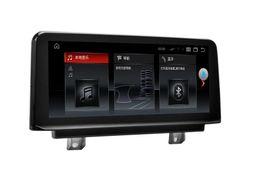 2019 ford focus construído gps Anti-Reflexão Tela preta 10.25 polegada ANDROID 8.1 CARRO DVD PLAYER Para BMW Série 3 F30 CIC / NBT sistema