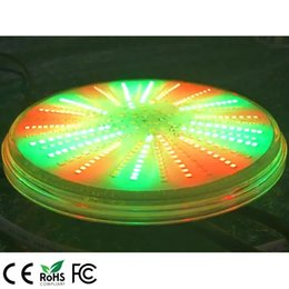 Al aire libre RGB LED de luz de colores con control remoto IP68 Control de piscina LED Bombilla desde fabricantes