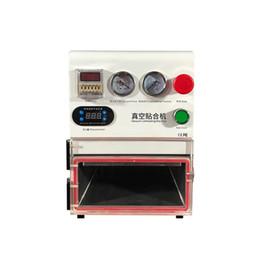 vakuum-laminiermaschine Rabatt 14 Zoll OCA Laminiermaschine TBK 108P Vacuum Kaschiermaschine Fat Gerade und Tablet-LCD-Bildschirme Laminator Gekrümmte