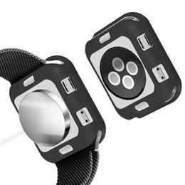 Funda de silicona blanda para Apple Watch iwatch serie 1234 Cubierta de marco Protección completa 42mm 38mm 44/40 correa de correa desde fabricantes