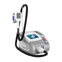 macchina tripolare professionale Sconti nuovo modello singolo 1 macchina di criolipolisi di congelamento del grasso della maniglia di cryo del manico