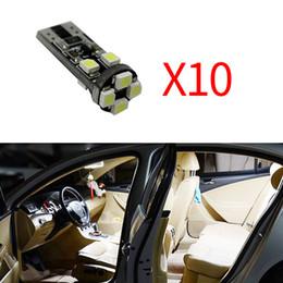 c2 luzes Desconto 10x 12 V T10 CONDUZIU as Lâmpadas de Luz Interior Para Citroen C4 C5 C3 C2 C2 C8 Berlingo Xsara Picasso Saxo C4 DS3 DS4 DS4 Jumper Jumper