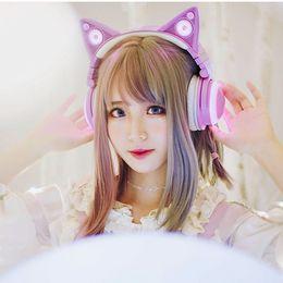 Wholesale auriculares para juegos auriculares ergonómicas orejeras auriculares auriculares deportivos auriculares auriculares con micrófono orejeras unicornio auriculares con cable