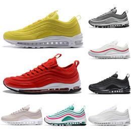 uk availability f5c64 3af62 2019 golf maximum Nike Air Max 97 Designer 97 Hommes Chaussures De Course  Pour Femmes Baskets