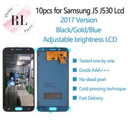 Canada 10 PCS pour luminosité réglable Écran LCD Samsung Galaxy J5 2017 J530 SM-J530F Écran LCD Écran Tactile Digitizer pour J5 Pro Livraison Gratuite cheap lcd digitizer for samsung galaxy s3 Offre