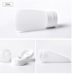 Contenitore vuoto del tubo gel online-Flacone 30 ml Flacone crema emulsione crema Vuoto Contenitori cosmetici Shampoo Gel doccia Flacone riempito con flacone