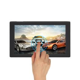 Rückfahrkamera gps bluetooth online-9-Zoll-2D-3D-Karte LKW Bluetooth-Gerätetabelle Videorecorder Capactive Screen Bus Rückfahrkamera GPS-Navigation Auto HD-Filme