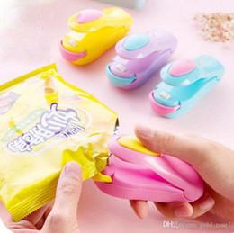 Magia linda mini sellado térmico mashine sellador implícito embalaje bolsa de plástico kit de herramientas herramientas de envío gratis desde fabricantes