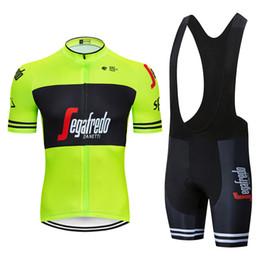 usar ropa Rebajas Hot 2019 Team Cycling Jersey Set estilo de verano de los hombres de manga corta ropa de ciclismo ropa deportiva exterior MTB Ropa Ciclismo Bike Wear