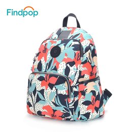 66fc0741bc71 2019 FashionFindpop New Anti-Theft Backpacks Women Waterproof Floral  Printing Backpack For Women 2018 Large Capacity Canvas Backpack Mochila