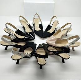 Chaussures élégantes marron en Ligne-2019 Mode Nouveau Yaguang Pointe Caramel À Talons Hauts Talons Aiguilles Marron Élégant Unique Chaussures Verges Talons Hauts by18122604