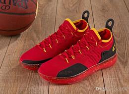 Обувь Kd11s Kevin Durant 11 Zoom мужская спортивная обувь белый роскошный KD EP Elite Low Sport женские кроссовки дизайнерская обувь с коробкой 36-46 от