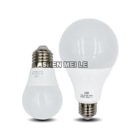 2019 lâmpada led 18w e27 cob Lâmpada LED A60 E27 5 W 7 W 9 W 12 W 15 W 18 W 220 V Lâmpada Branco Quente Frio Branco Para Casa lâmpada desconto lâmpada led 18w e27 cob