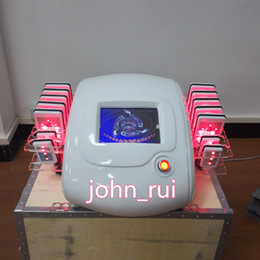 2019 i lipo laser machine Envío Gratis Lipolaser / ilipo / i Lipo Laser Slimming Machine / i Lipo Machines para la venta Diode lipo laser slimming machine i lipo laser machine baratos