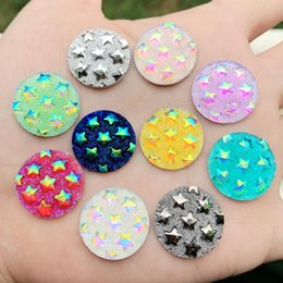 rhinestones appliques for dresses wholesale Coupons - New 20mm Sew On Rhinestones applique Flatback Sewing Beads Loose Stone For Women Dress -B76