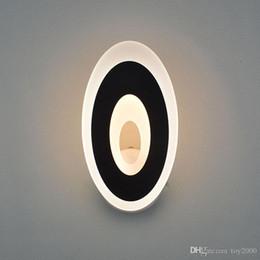 2019 светильники настенные для гостиной Высокое Качество Современные Светодиодные Настенные светильники Творческий Настенный светильник Бра Бра гостиная спальня настенные светильники бра светодиодные фонари дешево светильники настенные для гостиной