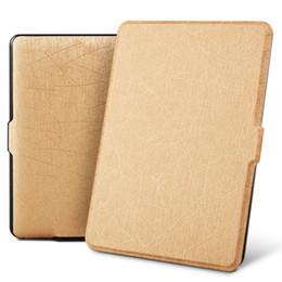 Housse pour kindle paperwhite en Ligne-Coque pour funda Kindle Paperwhite 1 Coque PU Super Slim Auto Réveil / Sommeil Smart Case pour Kindle Paperwhite