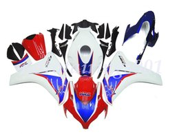 2019 hrc verkleidungen (Spritzguss) Neue ABS Motorradverkleidungen Kits Fit für HONDA CBR1000 CBR1000RR 2008 2009 2010 2011 08 09 10 11 Gloss HRC