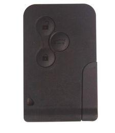 3 Botón 433 Mhz Chip PCF7926 con llave de inserción inteligente de emergencia de la cuchilla para tarjeta Renault Megane Scenic 2003-2008 desde fabricantes