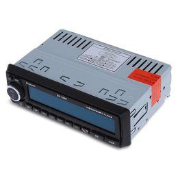 2019 flash player mp3 MP3-1088 dvd do carro Bluetooth V2.0 MP3 / WMA Áudio Player de Música Suporte TF Cartão / USB Flash Disk / AUX em Transmissor FM flash player mp3 barato