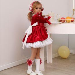2019 mädchen geburtstag anzüge Spitze Prinzessin Kleid Anzug Kinder Mädchen Kleider Baby Geburtstag Rock Hut Socken Shorts Vier-teilige Anzug Bogen 43 günstig mädchen geburtstag anzüge