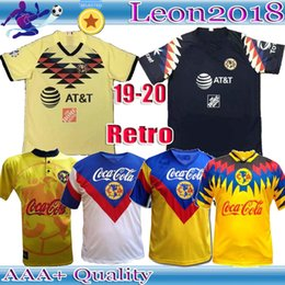 d4ed2cf80ed 1993 1994 LIGA MX Club America Retro soccer Jersey home away 93 94  O.PERALTA Z 99 football jerseys 19 20 shirts