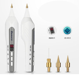 used laser tattoo removal machine Promo Codes - 2019 Newest Spot Removal Machine Laser Freckle Removal Pen Skin Tag Wart Removal Tattoo Remover Plasma Pen Skin Care Salon Home Use Device