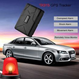 Kostenlose alarm app online-GPS Tracker TK915 Auto Fahrzeug GPS Locator c Standby 120 Tage Wasserdicht Magnet Verlust Alarm Free Web APP Track S