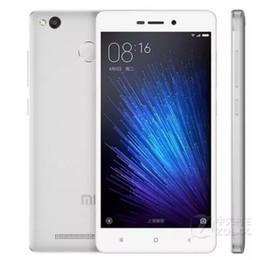 смартфон octa core 2gb Скидка Оригинал Xiaomi Redmi 3X Touch ID 4G LTE 64-разрядный процессор Octa Core 2 ГБ 32 ГБ MIUI 7 5.0 дюймов IPS 1280 * 720 HD 13MP Камера OTG Смартфон