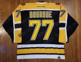 bruins jersey bergeron Canada - Cheap custom Ray Bourque Vintage Koho Boston  Bruins Jersey Black Stitched 8a4f4be64