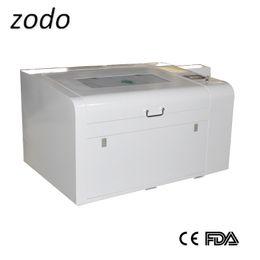 Corte laser barato online-4060 80W tipo barato máquina de grabado láser, 460 80w máquina cortadora láser, mini máquina de corte láser artesanal