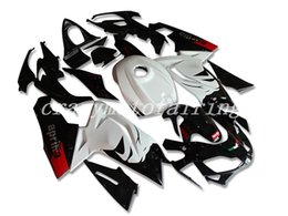 fairings for aprilia rs125 Coupons - New ABS Injection Molding motorcycle Fairings Kits 100% Fit For Aprilia RS125 06 07 08 09 10 11 2006-2011 bodywork set custom black white