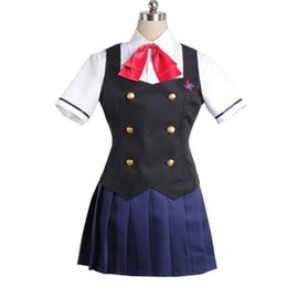 eecc6699bb8 Chinese Another Mei Misaki Cosplay Unifrom Costume sailor dress lolita  Costume japanese school uniform outfit manufacturers
