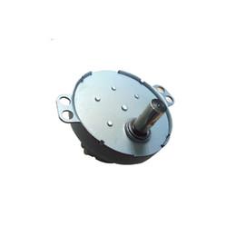 Cambio dc online-JS50T Giradischi a microonde Giradischi Motore sincrono Motore di riduzione in miniatura Motore sincrono Forno rotativo per motore sincrono
