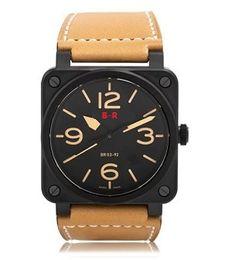 Женева унисекс женские часы мужчины часы простой классический кожаный Montre аналоговый кварцевые Vogue наручные часы акции черный и коричневый от Поставщики модные черные часы