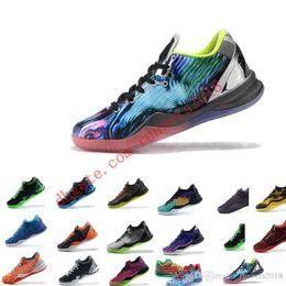 buy popular f3bb6 3c143 2018 Original am besten für ZOOM KOBE VIII 8 SYSTEM PREMIUM Schuhe Was der  Kobe 8 Schuhe für Männer Neupreis ist Sport Sneakers 7-12